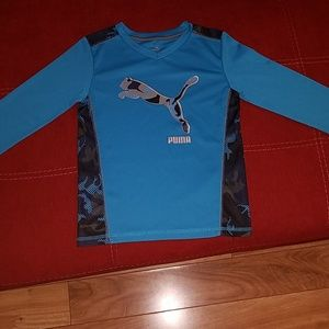 c96075a12b68 Boys Puma long sleeve